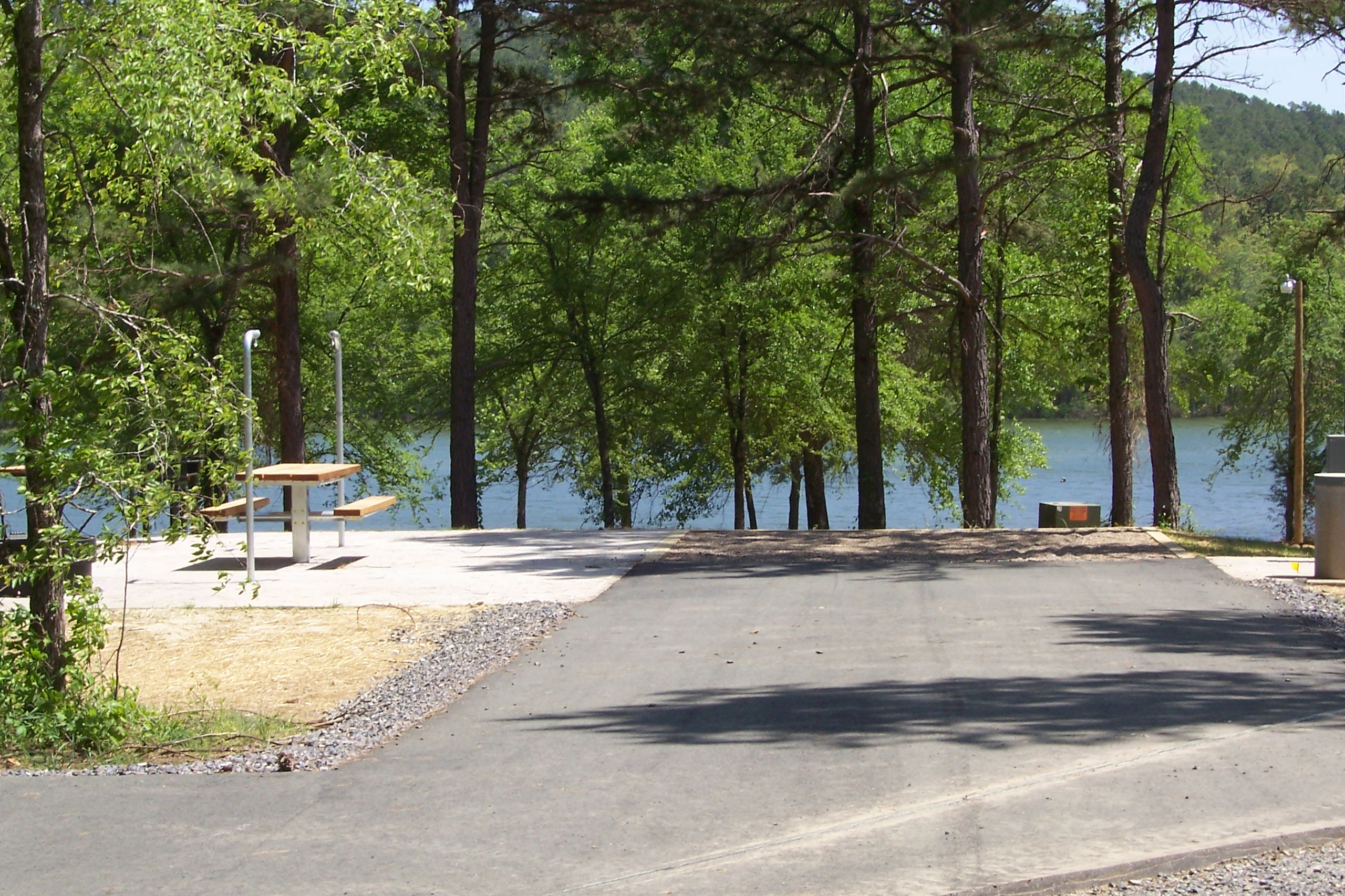 Little Pines Recreation Area camping