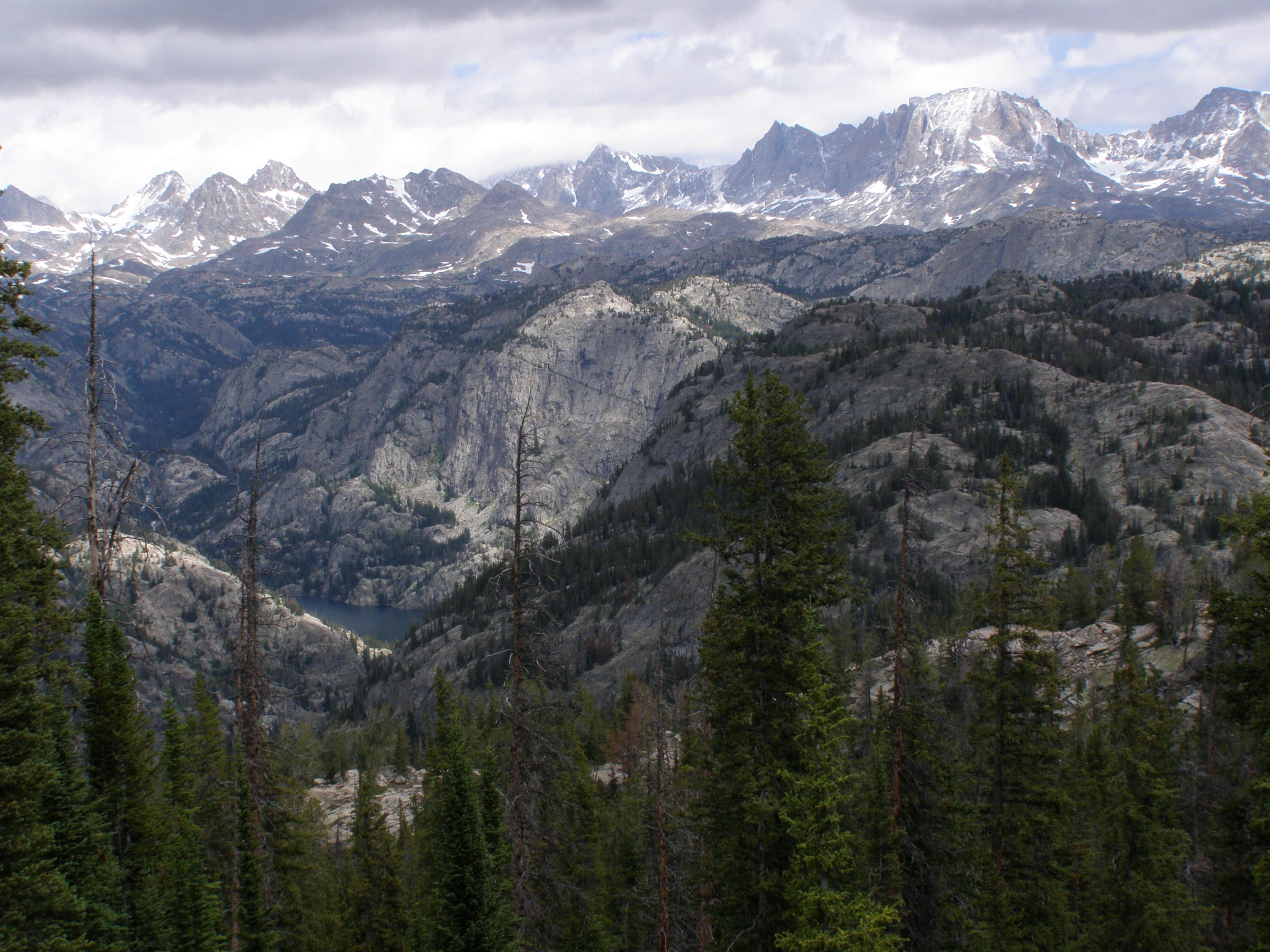 Bridger Wilderness #