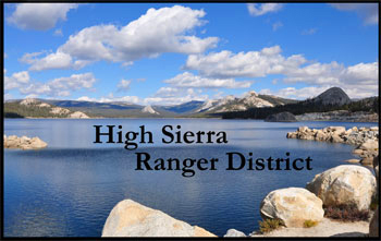 High Sierra Ranger District