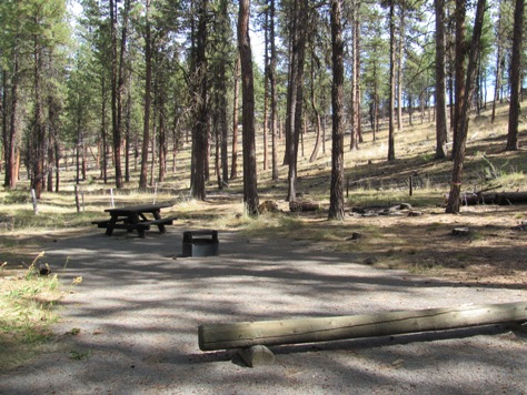 Sugar Creek Campground Thumb 01