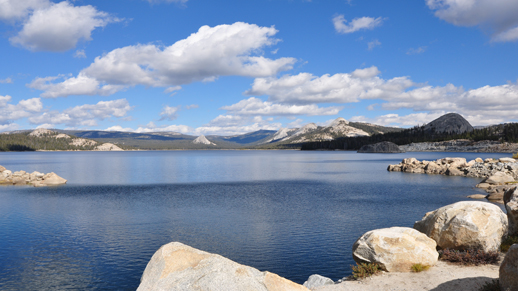 Courtright Reservoir(High Sierra Ranger District)