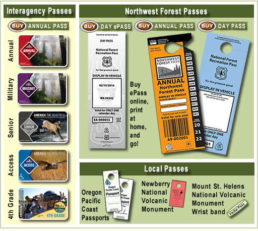 Recreation Passes
