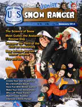 Junior Snow Ranger Cover