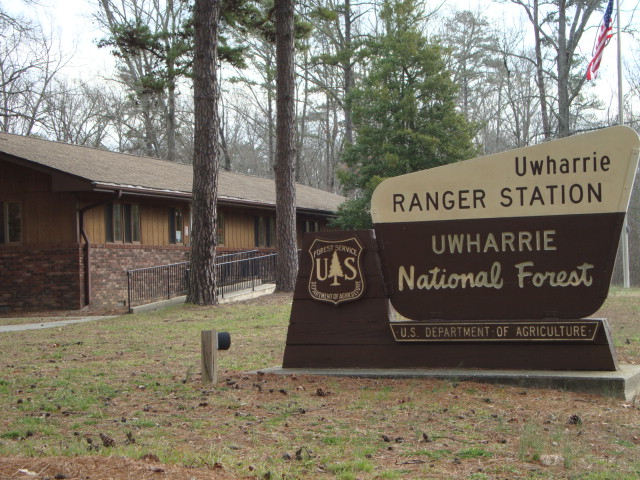 Uwharrie Ranger District U.S. Department of Agriculture