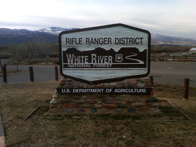 Rifle Ranger District  Photo