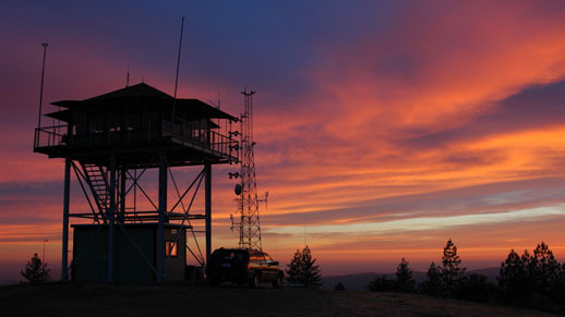 Fire-Lookout