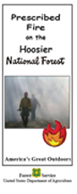 Cover shot of Prescribed fire brochure
