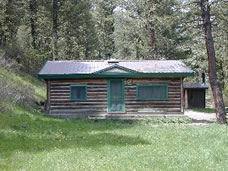 Bar Gulch Cabin