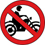 Image No OHV or Motorized Vehicle use Travel allowed