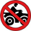 Image of an ATV -No Riding in Wilderness Areas