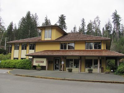 Quinault Ranger District Office