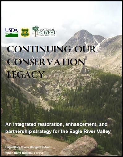 Continuing Our Conservation Legacy