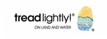 The Tread Lightly logo
