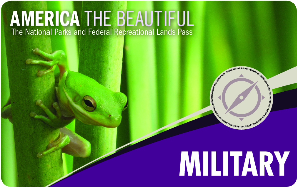 Image of the Military Interagency Annual Pass