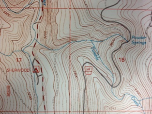 Region Maps Publications - Us forest service topographic maps