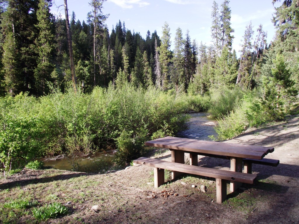 IC - Willow Creek Campground