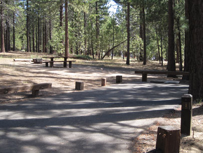 [image] Mt. Pinos Campground