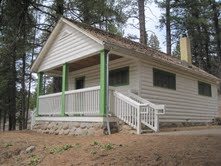 Pine Valley Guard Station