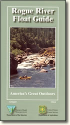 Image of Rogue River Float Guide.