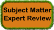 Label that reads Subject Matter Expert Review.