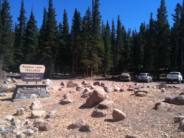 Photo of Rainbow Lakes Trailhead