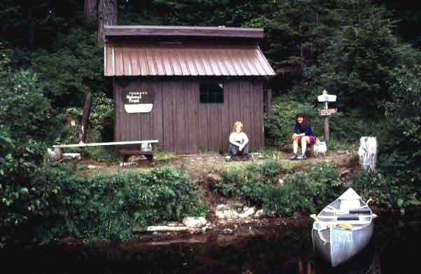 Hasselborg Creek Cabin