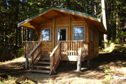 Groovy Tongass National Forest Sportsman Lake Cabin Lookout Cabin Largest Home Design Picture Inspirations Pitcheantrous