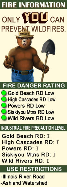 Click for Current Fire Information