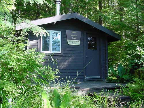 Pleanty Cutthroat Cabin