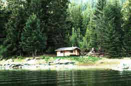 Appleton Cove Cabin