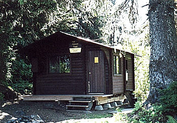Shakes Slough #1 Cabin