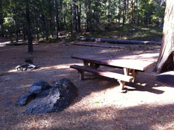 Cherry Valley Campground Site
