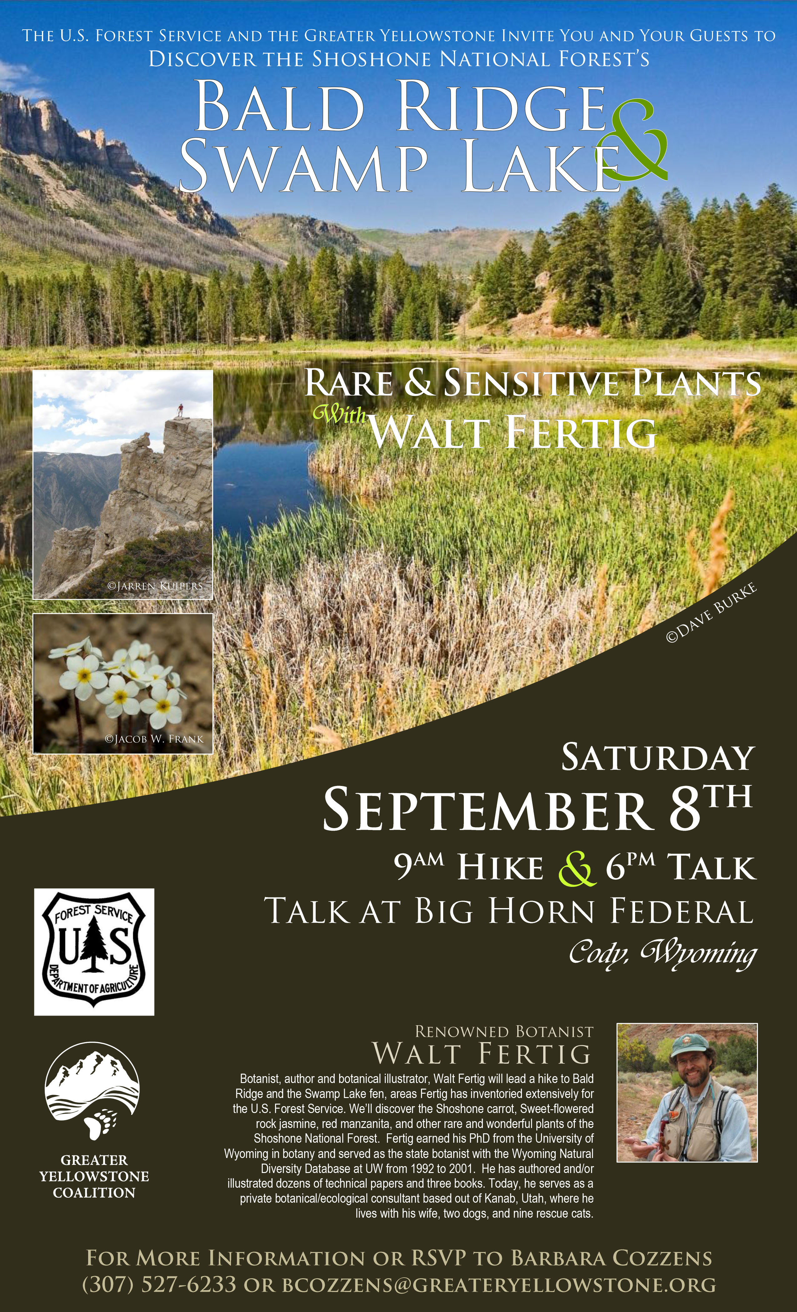 Shoshone National Forest - News & Events