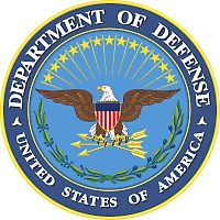 Dept.of Defense logo