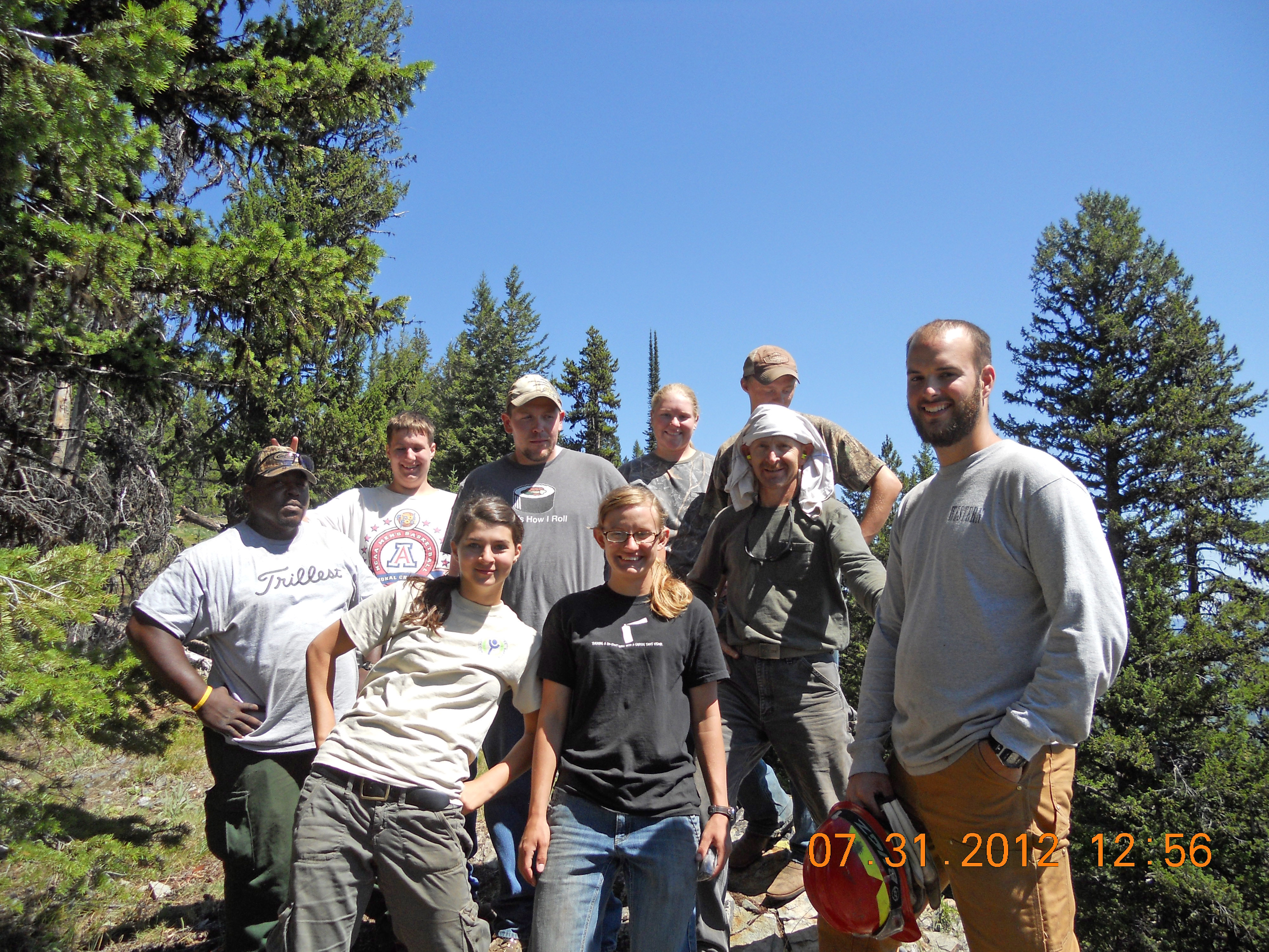Todd Springs Trail Crew