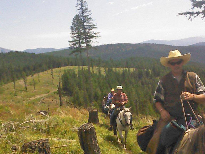 Backcountry Horsemen