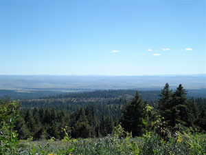 Ochoco National Forest Black Canyon Wilderness
