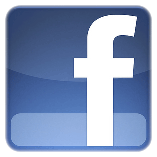 Follow us on Facebook icon