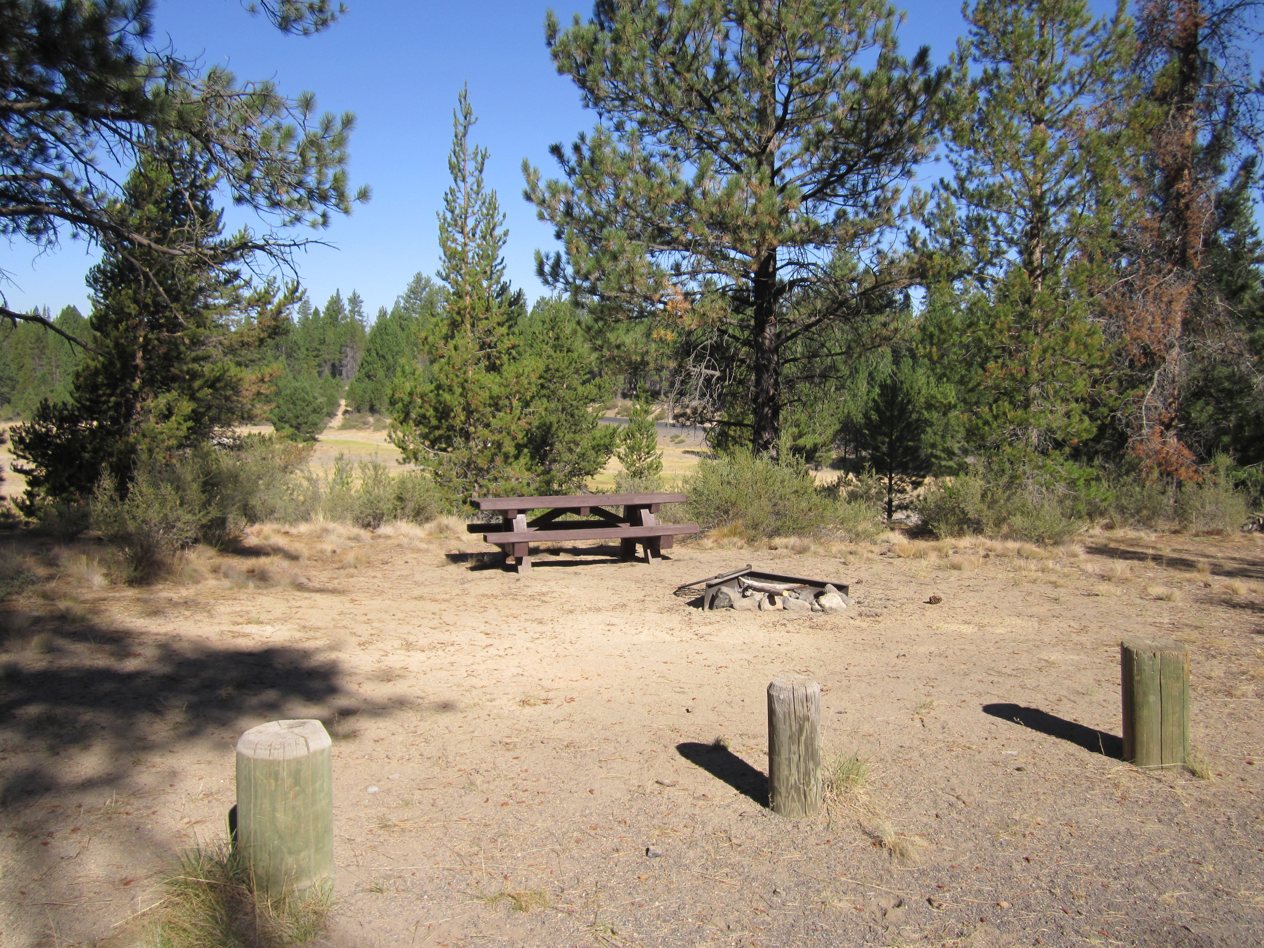 Deschutes & Ochoco National Forests & Crooked River National ...