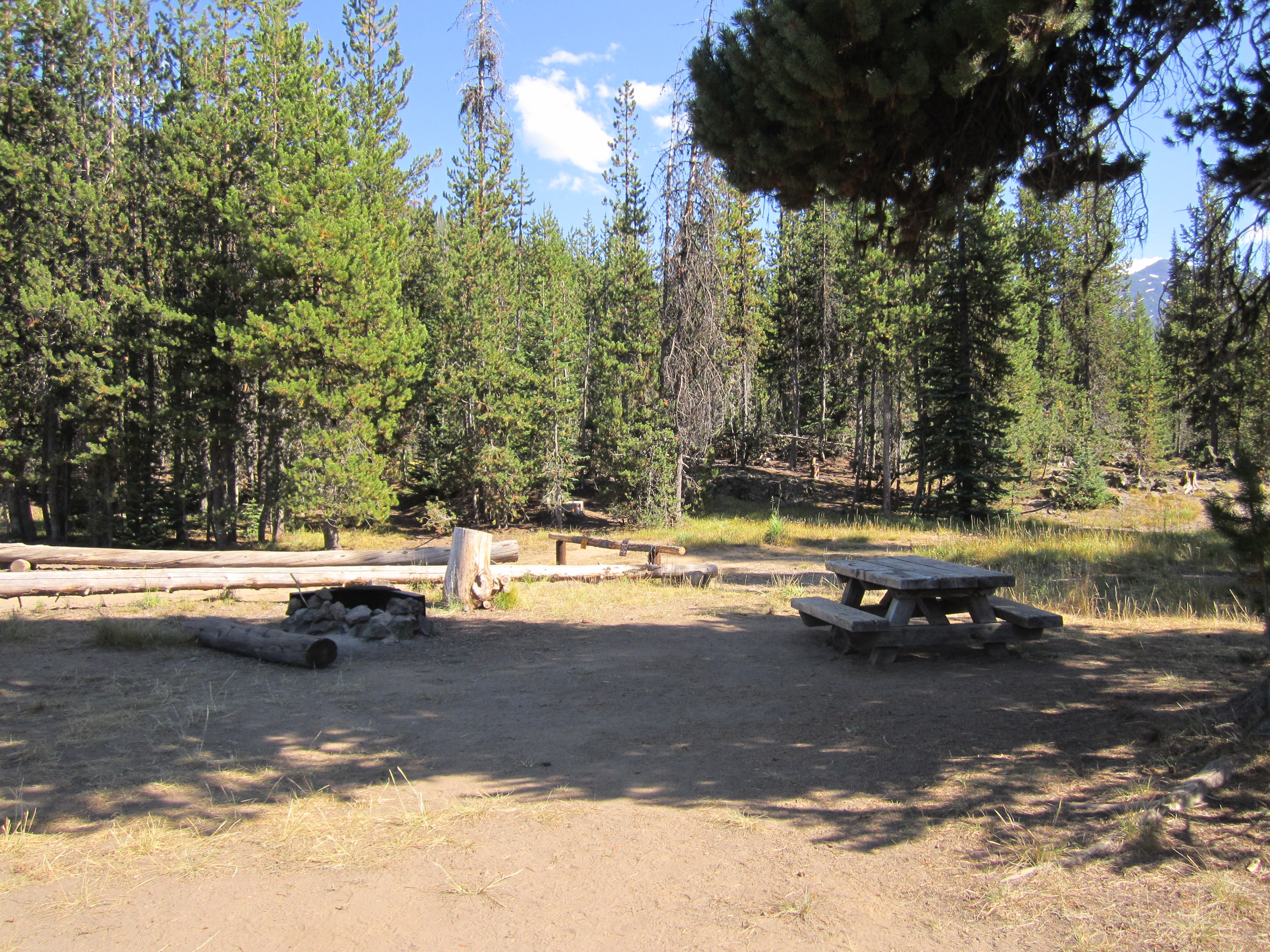 Deschutes National Forest - Soda Creek Campground