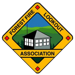 Forest Fire Lookout Association  logo