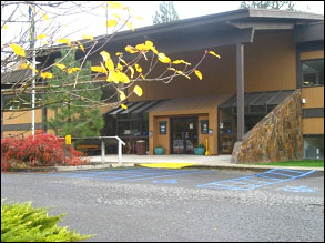 Photo of North Fork Ranger District Office