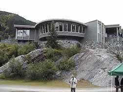 Mendenhall Visitor Center