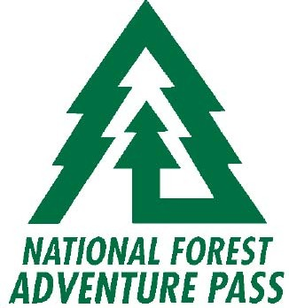This is the logo for the Adventure Pass Program