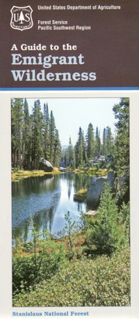 Stanislaus National Forest - Maps & Publications