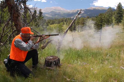 Hunting on the National Forests