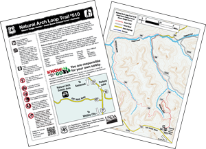 Trail Guide sample