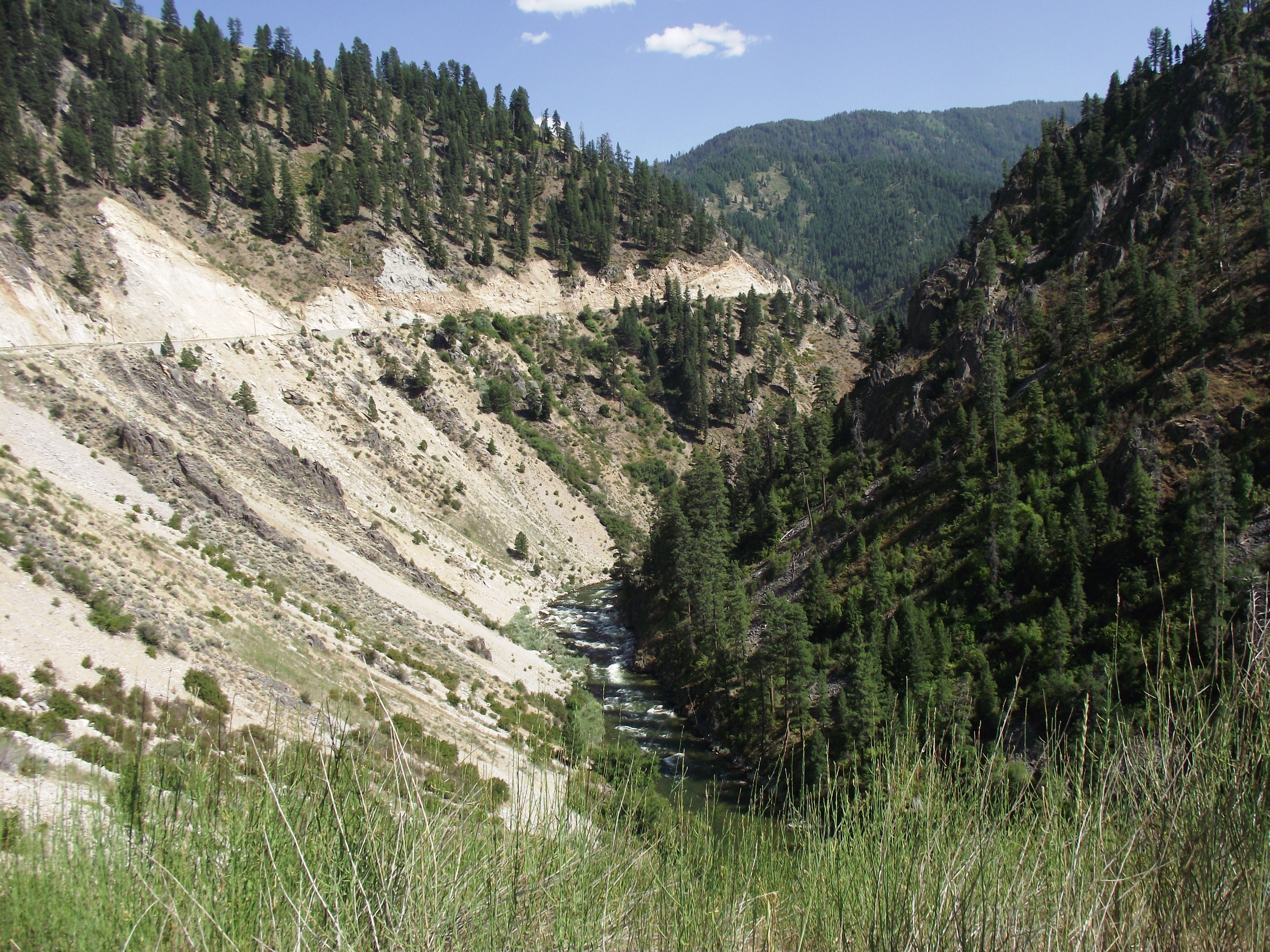 Boise National Forest - Deadwood Campground