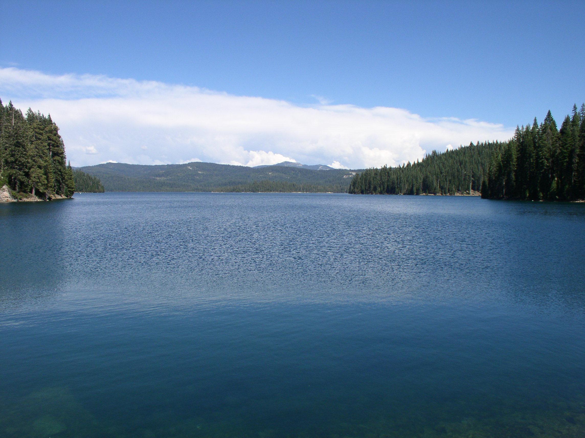 Plumas National Forest - Little Grass Valley Recreation Area