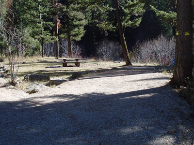Jennings Campground.